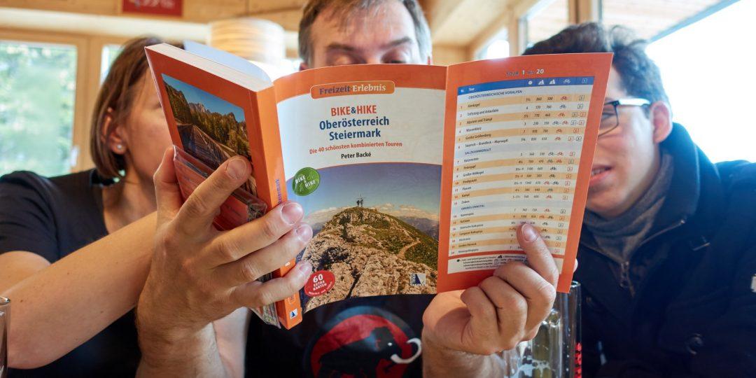 Bike & Hike Oberosterreich Steiermark
