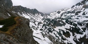 Von Aflenz zur Voisthalerhütte, nach Seewiesen