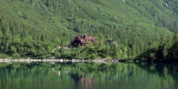 Seenwanderung in der Hohen Tatra