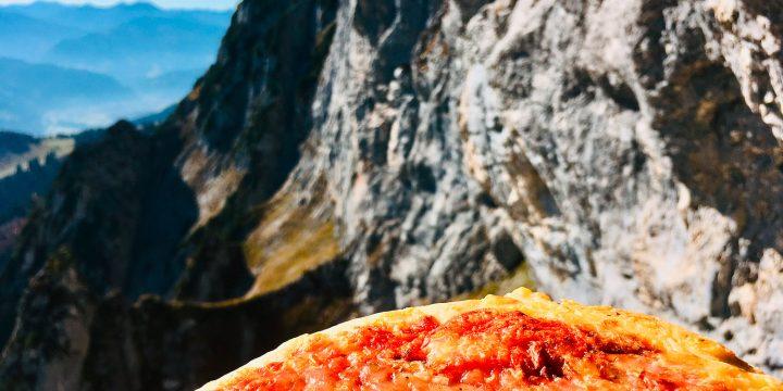 Pizza (Foto: Stefan Hochhold)