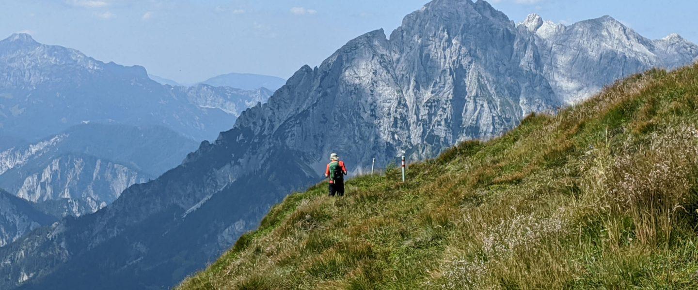 Abstieg Haberlthoerl