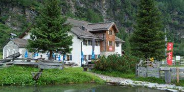 21 Naturfreundehaus Kolm Saigurn