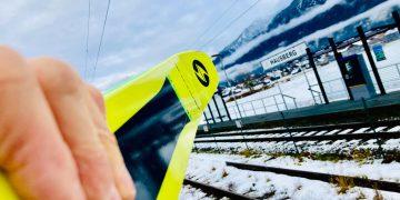 Skitour am Hausberg