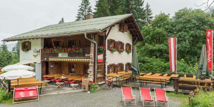 Gauertalhaus. Foto: Alfred Leitgeb