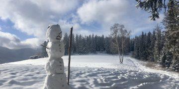 Speckbacher Hüttenrunde im Winter