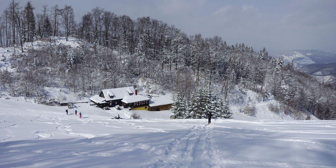Lilienfelder Hütte. Foto: Peter Backé