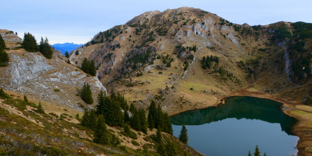 Großer Paarsee. Foto: Karl Plohovich
