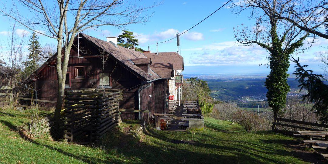 Beim Herrgottschnitzerhaus. Foto: Alpenverein Edelweiss