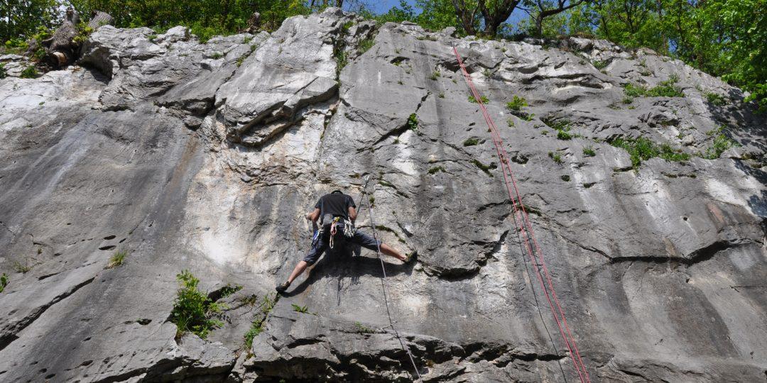 Arnoldstein. Foto: Stefan Antonitsch/freeclimbers.at