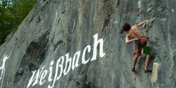 Klettergebiet Weißbach