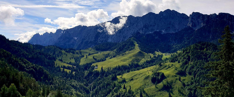 Kaisergebirge. Foto: Markus Büchler
