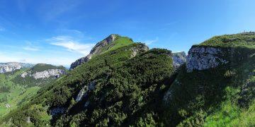 5 Gipfeltour im Rofan