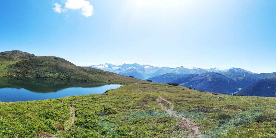 Lichtsee Panorama
