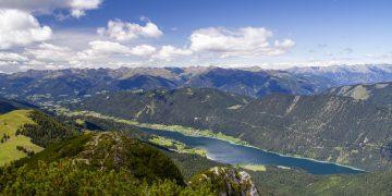 Alpine Pearls Weissensee Phantastischer Ausblick vom Golz